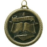 Value Medal Series Awards -English  Scholastic Trophy Awards