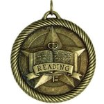 Value Medal Series Awards -Reading  Scholastic Trophy Awards