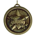 Value Medal Series Awards -Graduate / Academic Excellence Scholastic Trophy Awards